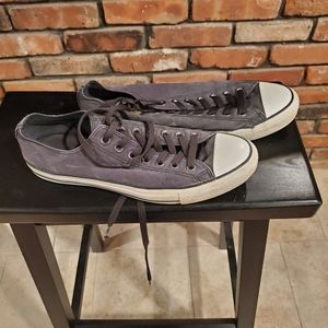 Converse All Star Black washed canvas